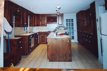 Kitchen Cabinets Refacing Before And After before & after refacing photos - classic kitchen cabinet refacing