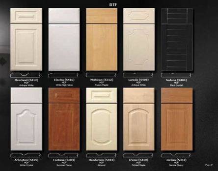 Cabinet Refacing Door Styles