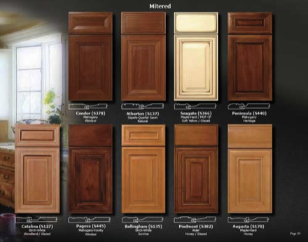 Cabinet Doors Over 230 Stain Color Choices For Cabinet Doors To