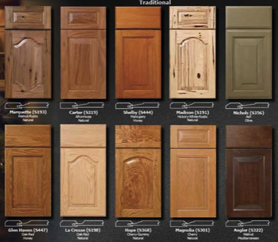 Cabinet Refacing Wood doors